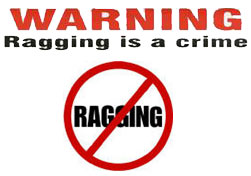 save-ragging